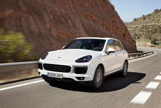 Prueba offroad Porsche Cayenne - Foto 5