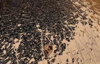 Prueba offroad Porsche Cayenne Foto 51
