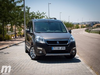 Foto 1 - Prueba Peugeot Partner Tepee Outdoor