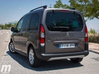 Prueba Peugeot Partner Tepee Outdoor - Miniatura 6