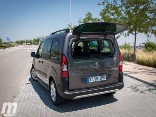 Prueba Peugeot Partner Tepee Outdoor - Miniatura 10