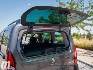 Prueba Peugeot Partner Tepee Outdoor - Miniatura 11