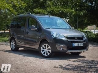 Prueba Peugeot Partner Tepee Outdoor - Miniatura 13