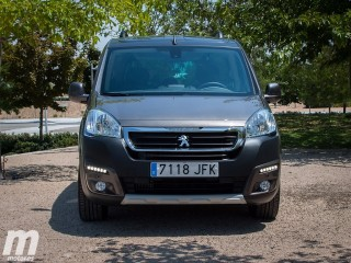 Prueba Peugeot Partner Tepee Outdoor - Miniatura 14