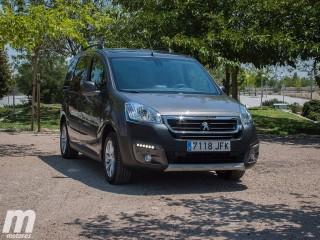 Prueba Peugeot Partner Tepee Outdoor - Miniatura 15