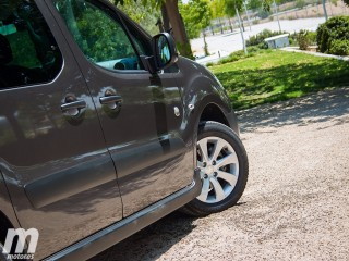 Prueba Peugeot Partner Tepee Outdoor - Miniatura 17