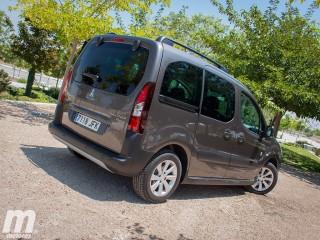 Prueba Peugeot Partner Tepee Outdoor - Miniatura 18