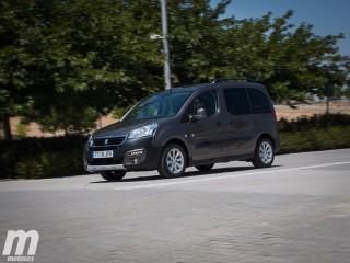 Prueba Peugeot Partner Tepee Outdoor - Miniatura 19