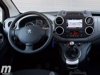 Prueba Peugeot Partner Tepee Outdoor - Miniatura 21