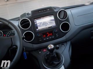 Prueba Peugeot Partner Tepee Outdoor - Miniatura 23