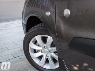 Prueba Peugeot Partner Tepee Outdoor - Miniatura 33