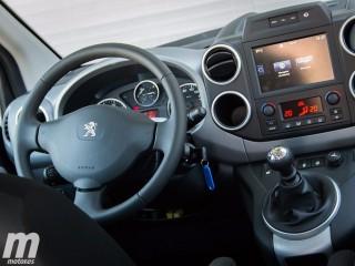 Prueba Peugeot Partner Tepee Outdoor - Miniatura 46