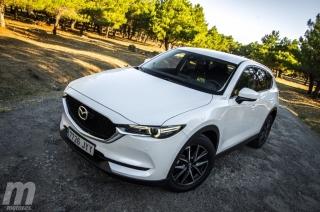 Prueba Prueba Mazda CX-5 Diesel 150 CV - Foto 5