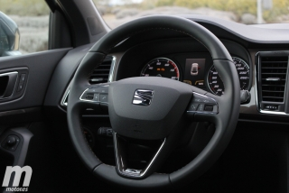 Prueba SEAT Ateca 1.4 TSI 150 CV 4Drive - Foto 5