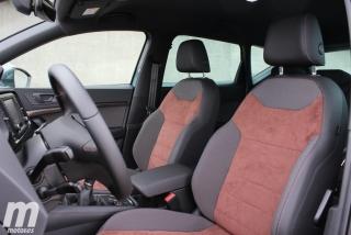 Prueba SEAT Ateca 1.4 TSI 150 CV 4Drive - Foto 4