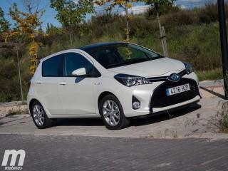 Foto 2 - Prueba Toyota Yaris Hybrid