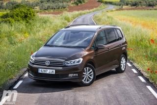 Foto 3 - Prueba Volkswagen Touran