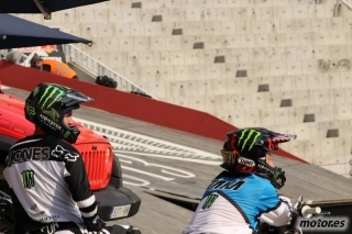 Red Bull X-Fighters 2013 -Entrenamiento-