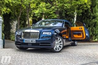 Rolls-Royce Dawn - Miniatura 16
