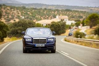 Rolls-Royce Dawn - Miniatura 18