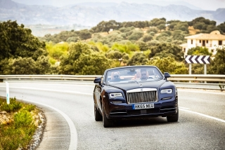 Rolls-Royce Dawn - Miniatura 19
