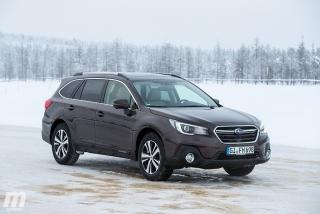 Foto 2 - Toma de contacto Subaru Outback 2018