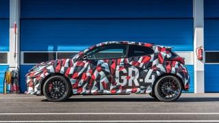 Galería Toyota GR Yaris Prototipo Foto 4