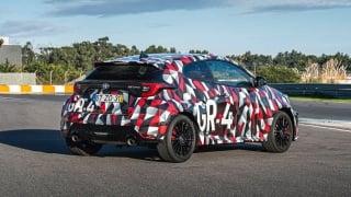Galería Toyota GR Yaris Prototipo Foto 6