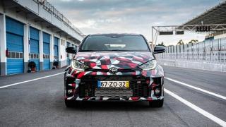 Galería Toyota GR Yaris Prototipo Foto 8