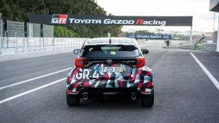 Galería Toyota GR Yaris Prototipo Foto 9