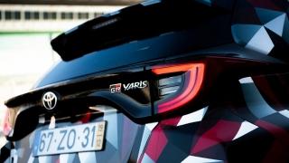 Galería Toyota GR Yaris Prototipo Foto 12