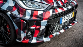 Galería Toyota GR Yaris Prototipo Foto 13