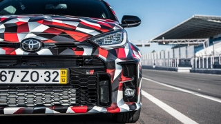 Galería Toyota GR Yaris Prototipo Foto 14