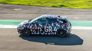 Galería Toyota GR Yaris Prototipo Foto 21