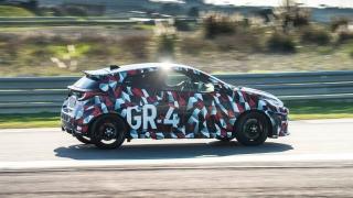 Galería Toyota GR Yaris Prototipo Foto 24