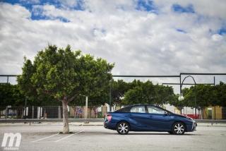 Toyota Mirai, galería de fotos - Foto 4
