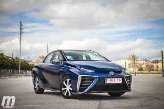 Toyota Mirai, galería de fotos Foto 48