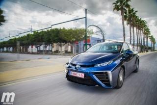 Toyota Mirai, galería de fotos Foto 53
