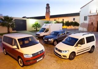 Vehículos comerciales VW 2016 Foto 8