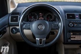 Fotos VW Touran 2011 vs VW Touran 2016 Foto 48