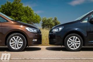 Fotos VW Touran 2011 vs VW Touran 2016 Foto 14