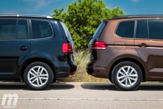 Fotos VW Touran 2011 vs VW Touran 2016 Foto 15