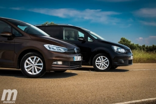 Foto 2 - Fotos VW Touran 2011 vs VW Touran 2016