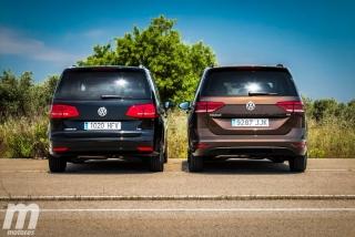 Fotos VW Touran 2011 vs VW Touran 2016 Foto 18