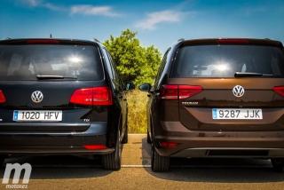 Fotos VW Touran 2011 vs VW Touran 2016 Foto 21