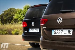Fotos VW Touran 2011 vs VW Touran 2016 Foto 22