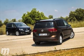 Fotos VW Touran 2011 vs VW Touran 2016 Foto 23