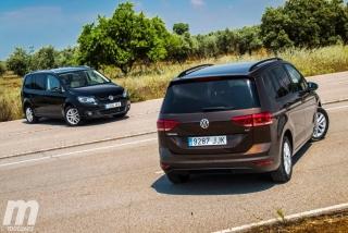 Fotos VW Touran 2011 vs VW Touran 2016 Foto 24