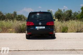 Fotos VW Touran 2011 vs VW Touran 2016 Foto 27