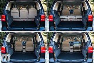 Fotos VW Touran 2011 vs VW Touran 2016 Foto 65